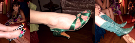 shoes from salon 1
