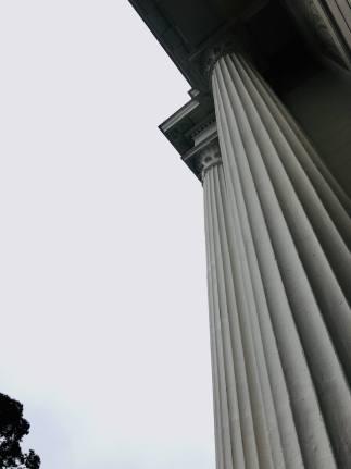pillars - amos white